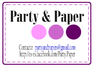 logoPartyandPaper